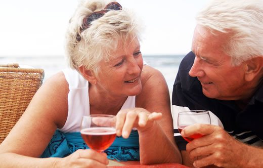 Mature 50 Plus: Seniors Dating Website - So Creative